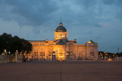 The Ananta Samakhom Throne Hall in Thai Royal Dusit Palace, Bang Stock Photos