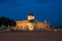 The Ananta Samakhom Throne Hall in Thai Royal Dusit Palace, Bang Royalty Free Stock Image