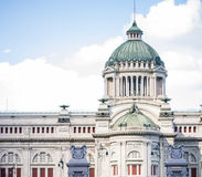 The Ananta Samakhom Throne Hall Stock Photo