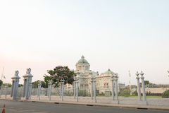 The Ananta Samakhom Throne Hall in Thai Royal Dusit Palace, Bangkok, Royalty Free Stock Photos