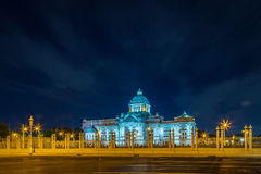The Ananta Samakhom Throne Hall in Thai Royal Dusit Palace Stock Photography