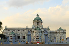 The Ananta Samakhom throne hall Royalty Free Stock Photography
