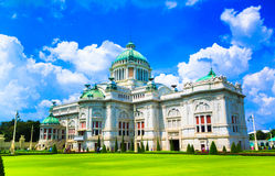 The Ananta Samakhom Throne Hall, Thailand Royalty Free Stock Photo