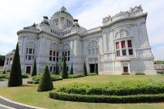 Ananta Samakhom tron Hall Zdjęcia Royalty Free