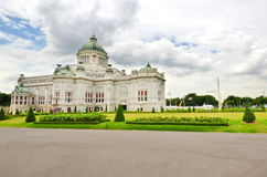 Ananta Samakom Throne Hall Stock Image
