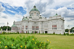Ananta Samakom Throne Hall Stock Images