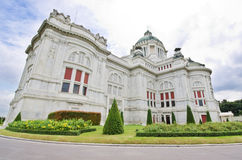 Ananta Samakom Throne Hall Royalty Free Stock Photo