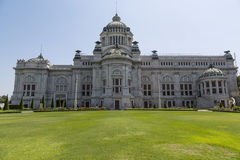 Ananta Samakom Throne Hall in Bangkok, Thailand Royalty Free Stock Images