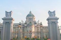 Ananta Samakom Throne Hall in Bangkok, Thailand Stock Image