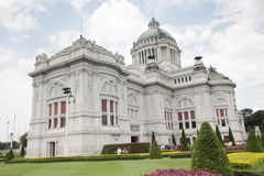 Ananta Samakom Throne Hall in Bangkok, Thailand stock image