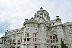The Ananta samakom Throne Hall Stock Photo