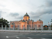 The Ananta Samakom Throne Hall. The Ananta Samakhom Throne Hall is a former reception hall within Dusit Palace in Bangkok, Thailand Stock Photos