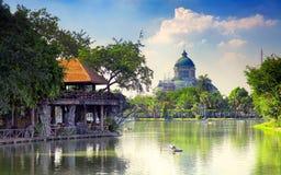 The Ananta Samakom Throne Hall Royalty Free Stock Photo