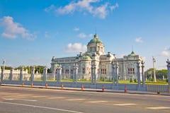 Ananta Samakom Tronowy Hall, Tajlandia Zdjęcia Royalty Free