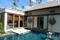 Anantara Phuket Villas hotel in Thailand Stock Photography