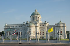 Anantasamakhom Throne Hall Stock Images