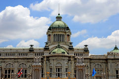 Anantasamakhom Throne Hall in Bangkok Stock Photography