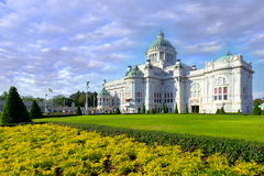 Anantasamakhom Throne Hall. Royalty Free Stock Images