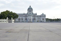 Anantasamakhom Throne Hall in Bangkok Royalty Free Stock Photography