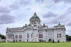 Anantasamakhom Throne Hall most famous european history building Royalty Free Stock Images