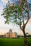Anantasamakhon throne hall in Bangkok Royalty Free Stock Image