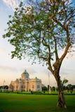 Anantasamakhon throne hall in Bangkok Royalty Free Stock Image