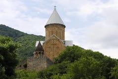 Ananuri fästning Royaltyfria Foton