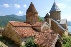 Ananuri Festung, Georgia Stockfotos
