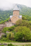 Ananuri fortress in Georgia Stock Photos