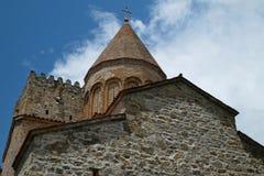 Ananuri-Kloster, Georgia lizenzfreies stockfoto