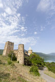Ananuri Schloss Lizenzfreie Stockfotos