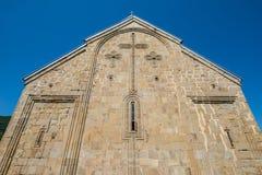 Ananuri-Schloss Stockfotografie