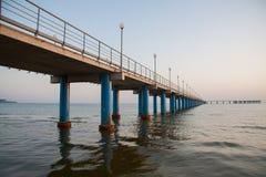 Anapa beach, Russia Royalty Free Stock Photo
