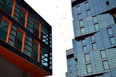 ANAPA, RÚSSIA - 29 DE JULHO DE 2016: Ideia do complexo residencial Fotos de Stock