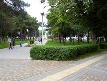 Anapa ulicy zdjęcia royalty free