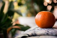 Anaranjado - fruta Foto de archivo