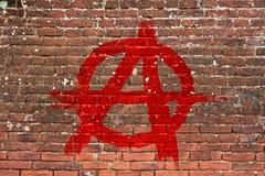 Anarchia Fotografia Stock