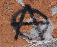 Anarchia Immagini Stock Libere da Diritti