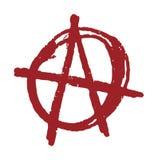 Anarchia Fotografie Stock Libere da Diritti