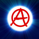 Anarchia Obrazy Royalty Free
