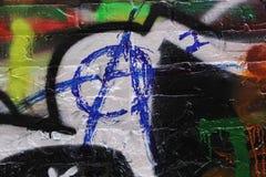 Anarchie Stock Foto