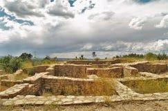anasazi废墟 库存照片
