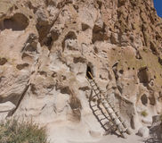 Anasazi Cliff Dwellings Arkivfoto