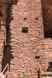 Anasazi-Duplex-Wohnung in Manitou-Frühlinge, Colorado Stockfotos