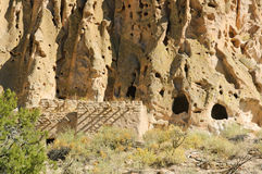Anasazi dwelling Royalty Free Stock Photo