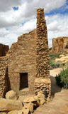 Anasazi Ruinen Lizenzfreie Stockfotos