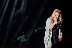 Anastacia live Royalty Free Stock Images