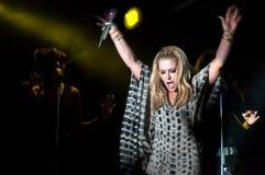 Anastacia live Stock Images