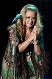 Anastacia live Stock Photo