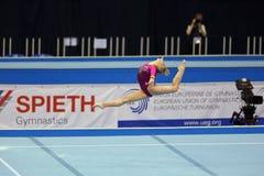 Anastasia Grishina (Rusia) fotos de archivo